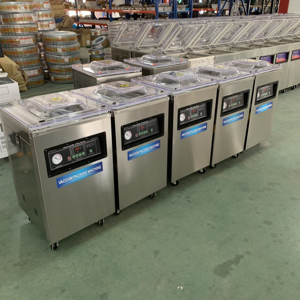 single room packaging machine