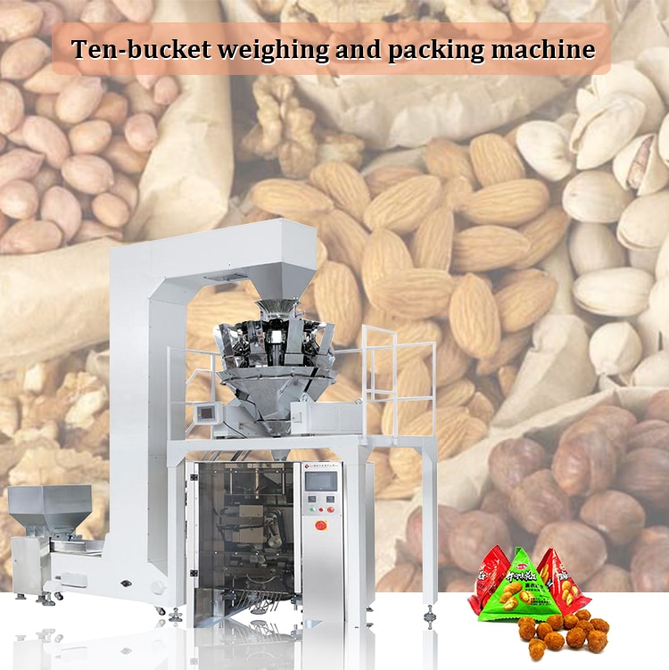 Automatic Puffed Food Packaging Machine