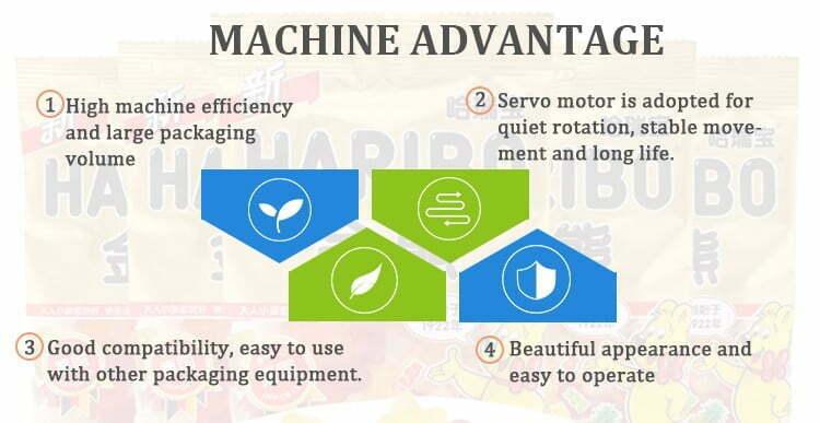 Advantage of Potato Chips Packing Machinery