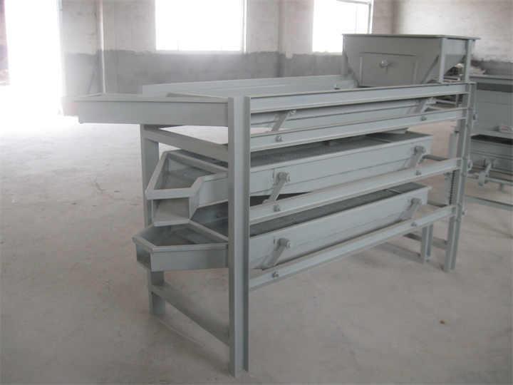 3-layer groundnut grading machine 2