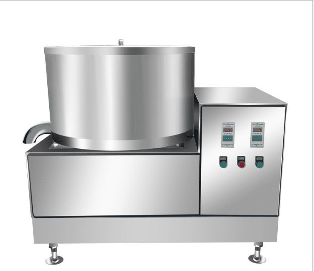 Fried Food Dewatering Deoiling Machine