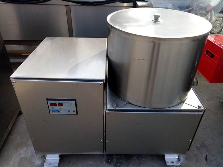 fried food oil extractor