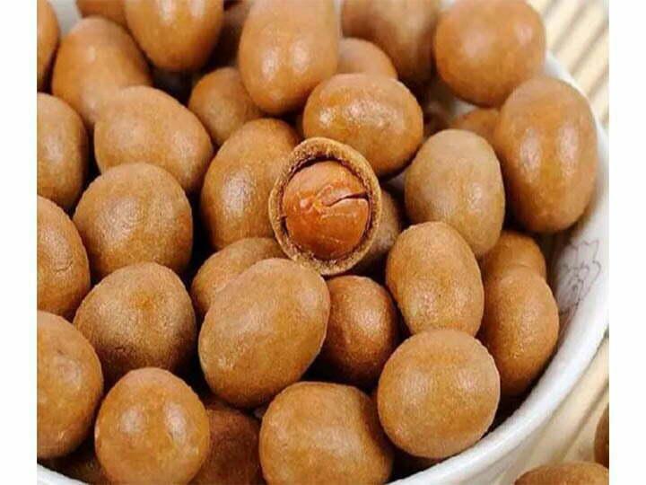 roasted coated peanut