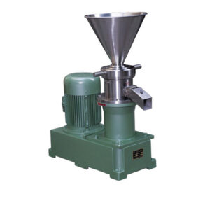 peanut butter grinding machine