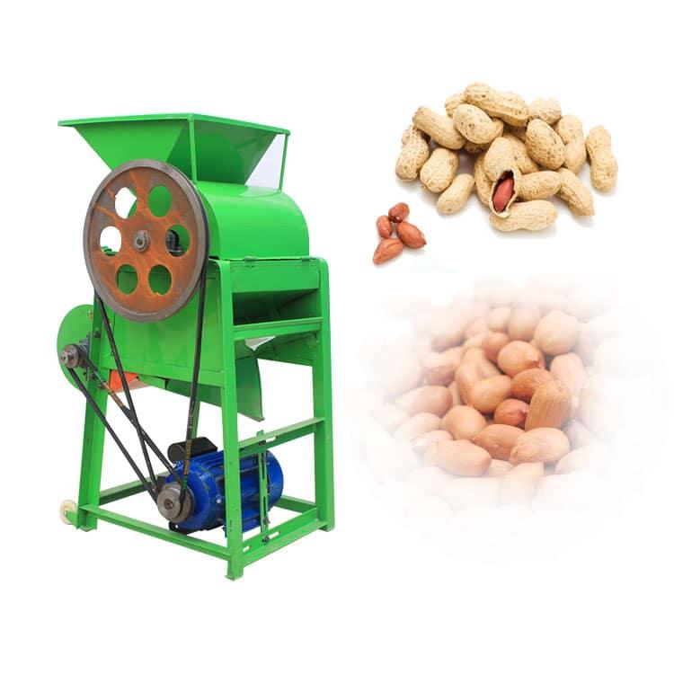 Peanut Sheller
