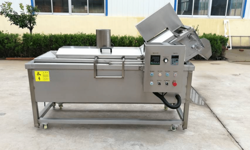 Automatic Fryer Machine Features