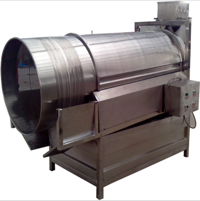 Automatic Fried Food Flavoring Machine
