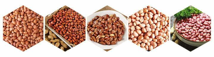 peanut flavour