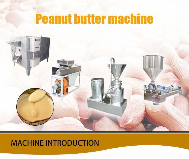 peanut butter machines