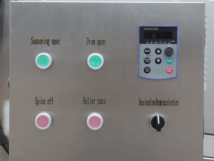 Roller Fried Food Flavoring Machine