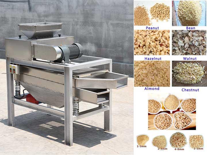 Peanut-Chopper- Machine-Nut-Cutting-Machine