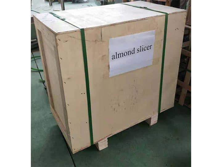 almond slicer packaging