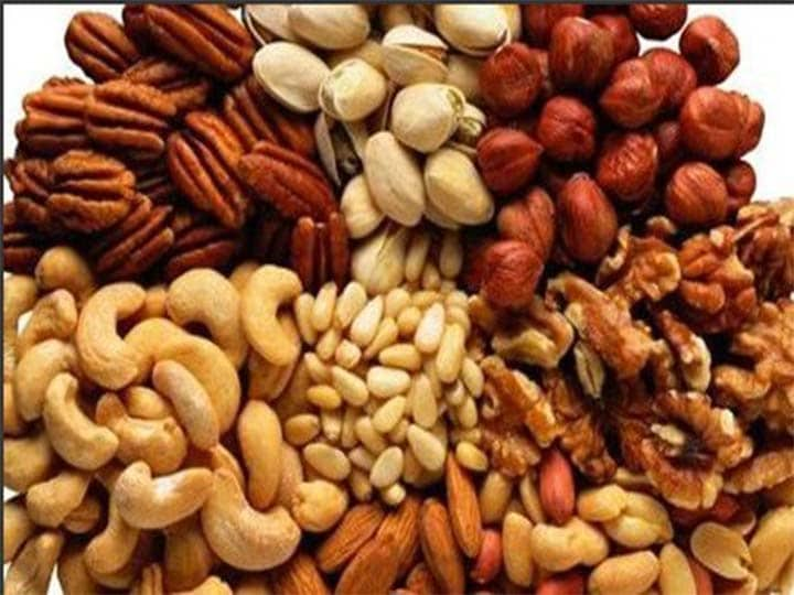 dry fruits dry nuts