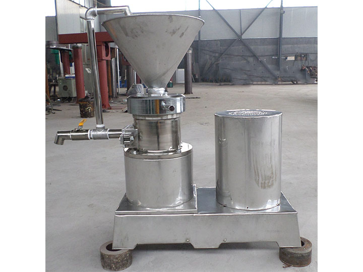 cocoa grinding machine