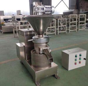 peanut grinder machine
