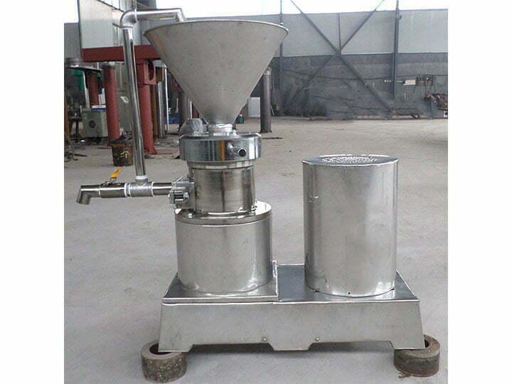 tahini maker machine