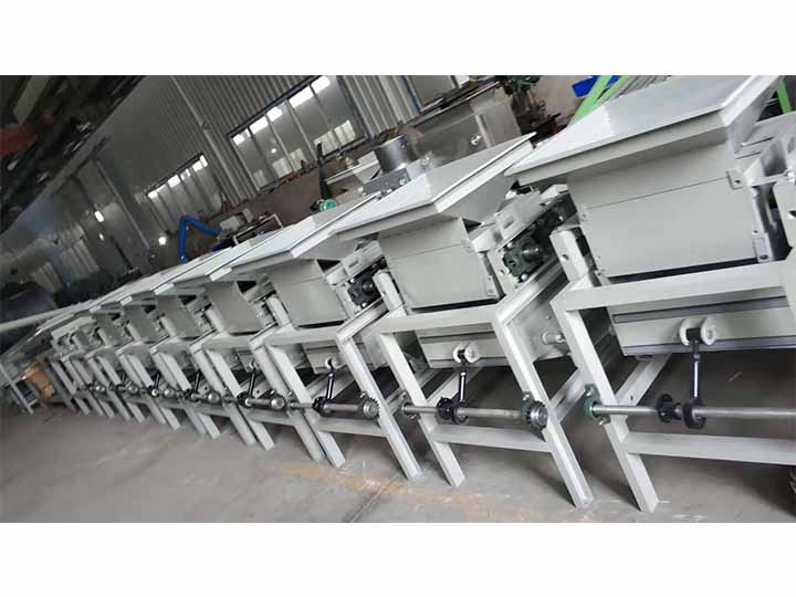 Almond shelling machines in stock