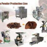Cocoa Powder Production Line 1