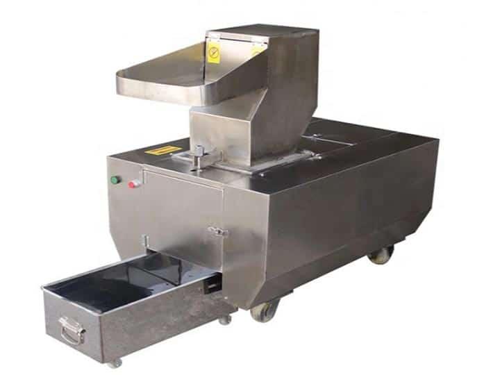 Cocoa cake crusher machine