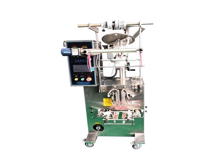 Cocoa powder packaging machine