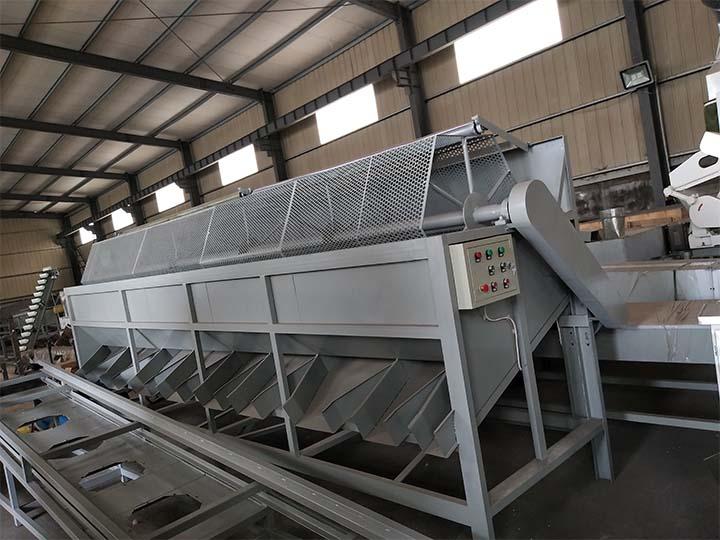 almond sorting machine