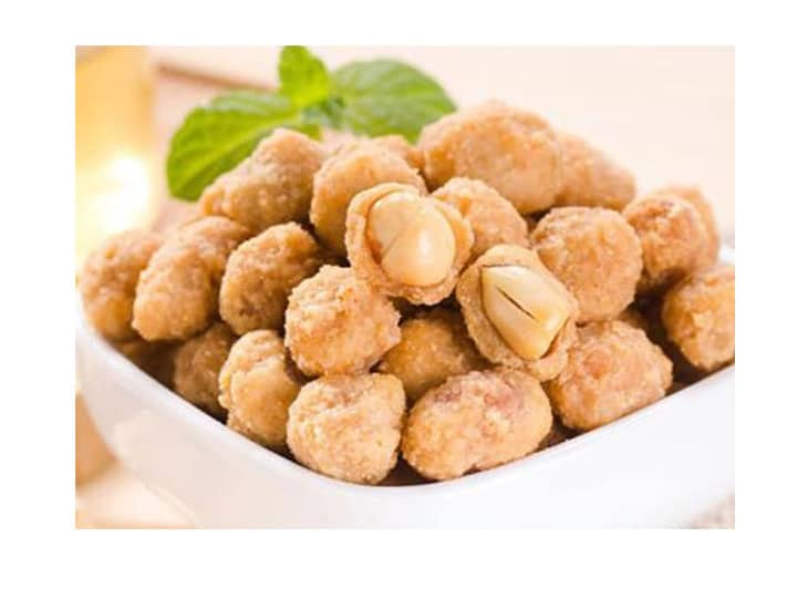 coated peanut