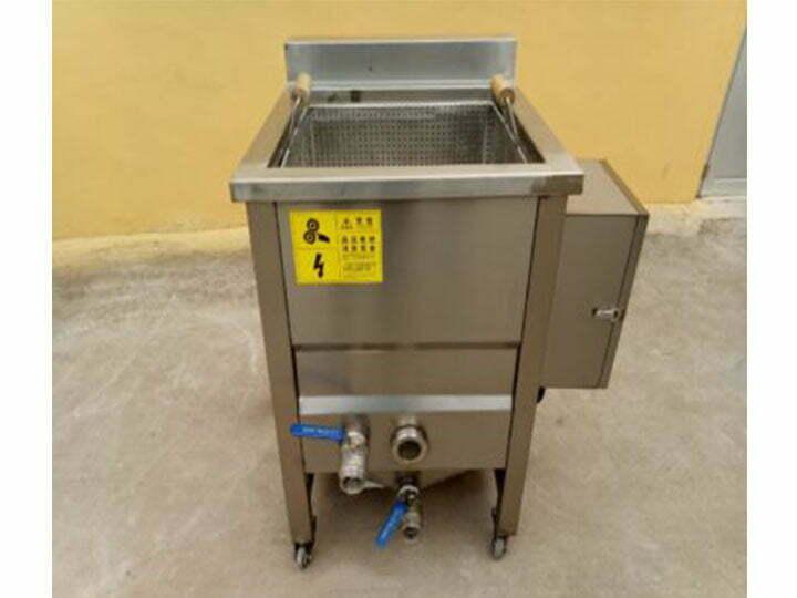 groundnut frying machine 1