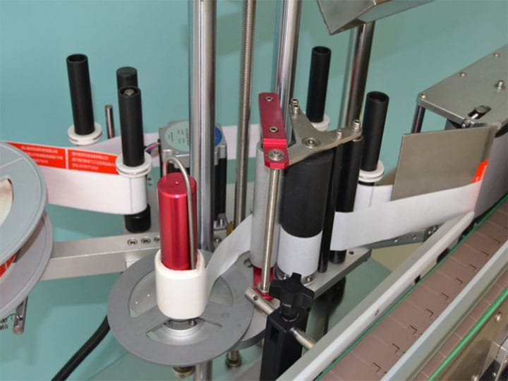 labeling machine details