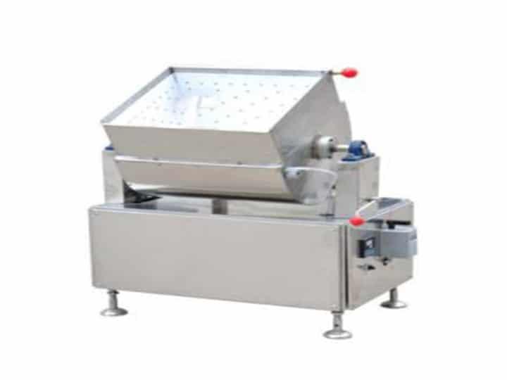 peanut brittle mixing machine