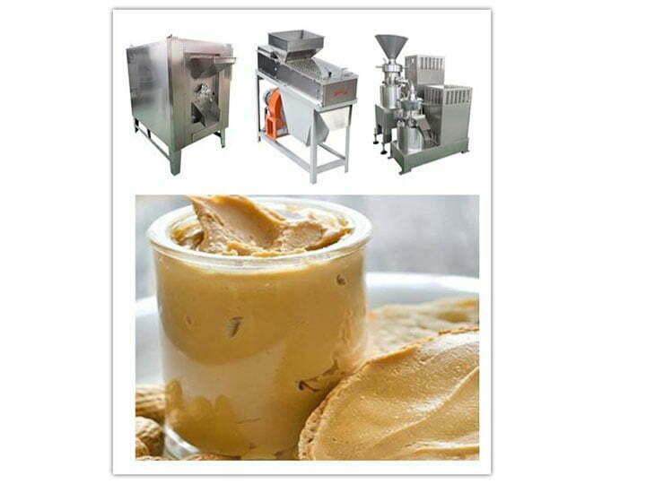 small scale peanut butter making machine 1